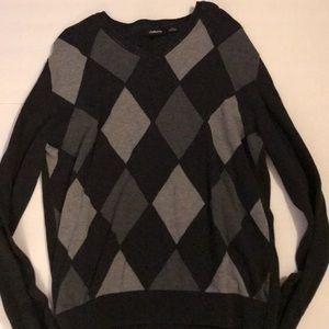 Men's Claiborne V-Neck Sweater